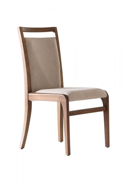BURGOS WOOD CHAIR