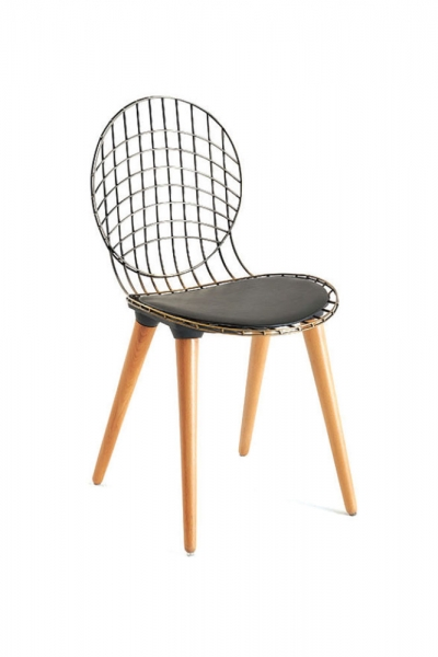 LUCCA METAL CHAIR