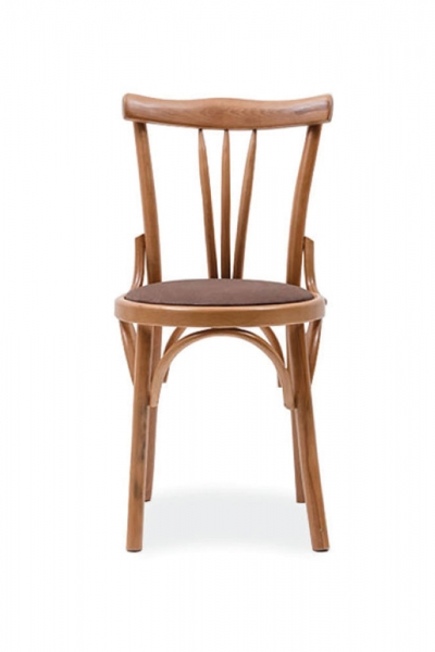 MÉRIDA WOOD CHAIR