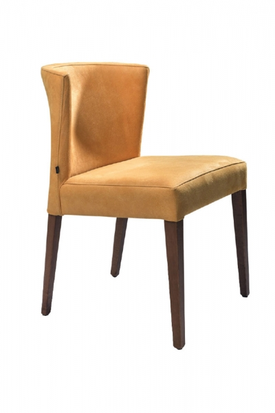 MÁLAGA WOOD CHAIR