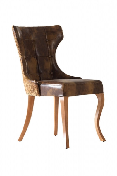 SABADELL WOOD CHAIR