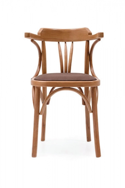 TERUEL WOOD CHAIR