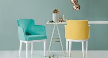 Premob Modernised Metal Chairs