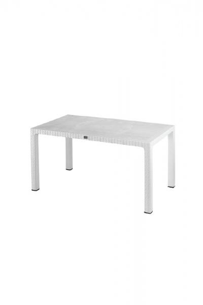 KINSALE PLASTIC RATTAN TABLE