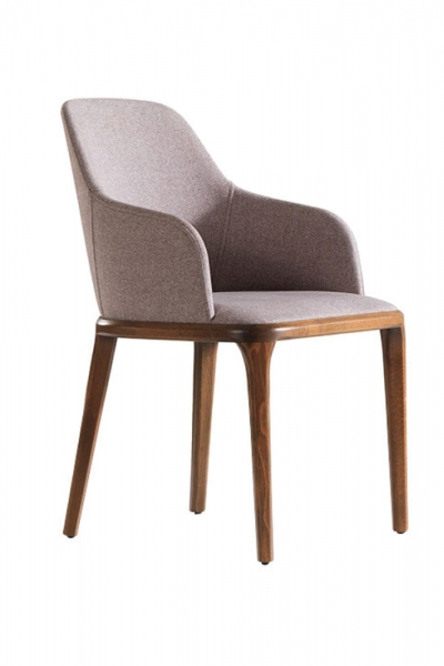 MALLORCA WOOD CHAIR