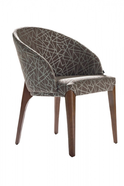 LERIDA WOOD CHAIR